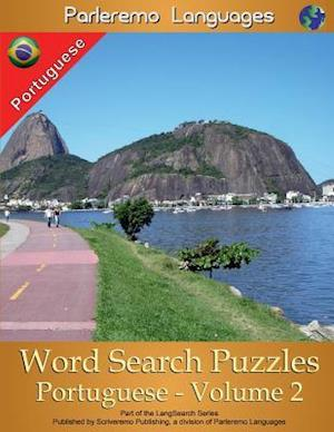 Parleremo Languages Word Search Puzzles Portuguese - Volume 2 af Erik Zidowecki