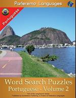 Parleremo Languages Word Search Puzzles Portuguese - Volume 2 af Erik Zidowecki