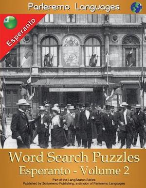 Parleremo Languages Word Search Puzzles Esperanto - Volume 2 af Erik Zidowecki