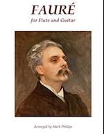 Faure for Flute and Guitar