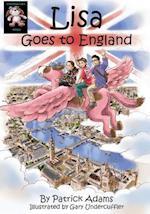 Lisa Goes to England af Patrick Adams