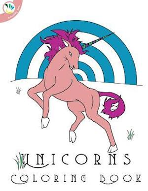 Unicorns Coloring Book af Awesome Coloring Books, Individuality Books