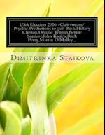 USA Election 2016 -Clairvoyant/Psychic Predictions to af Dimitrinka Staikova, Stoyanka Staikova, Ivelina Staikova