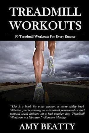 Bog, paperback Treadmill Workouts af Amy Beatty