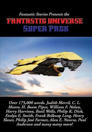 Fantastic Stories Presents the Fantastic Universe Super Pack af Philip K. Dick