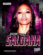 Zoe Saldana (Hollywood Action Heroes)