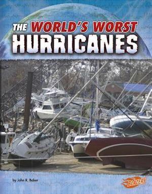 Bog, paperback The World's Worst Hurricanes af John R. Baker