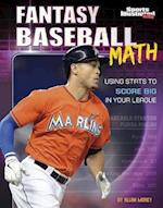 Fantasy Baseball Math (Sports Illustrated Kids Fantasy Sports Math)