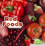 Red Foods (Colorful Foods)