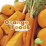 Orange Foods (Colorful Foods)