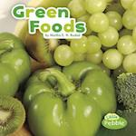 Green Foods (Colorful Foods)