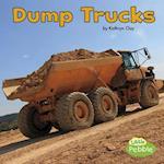 Dump Trucks (Construction Vehicles at Work)