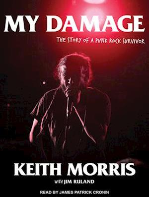 Lydbog, CD My Damage af Keith Morris