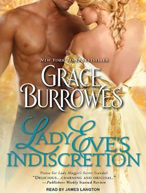Lydbog, CD Lady Eve's Indiscretion af Grace Burrowes