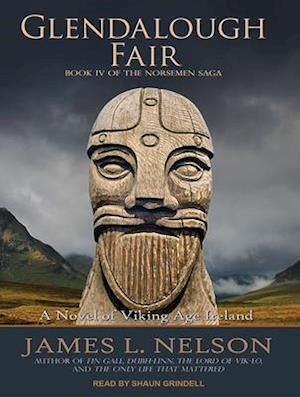 Lydbog, CD Glendalough Fair af James L. Nelson