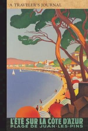 Bog, paperback L'Ete Sur La Cote D'Azur af Applewood Books