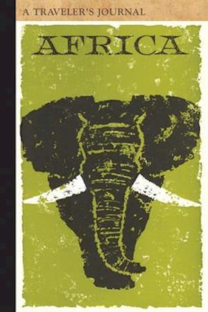 Bog, paperback Africa Elephant af Applewood Books