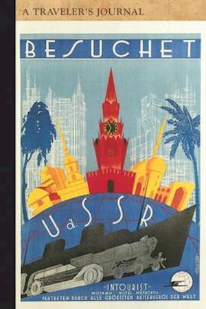 Bog, paperback Besuchet, USSR af Applewood Books