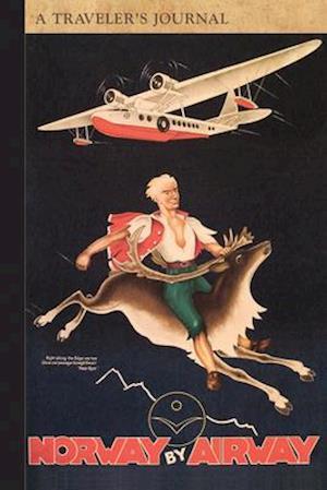 Bog, paperback Norway by Airway af Applewood Books