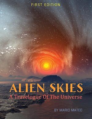 Bog, paperback Alien Skies af Mario Mateo