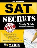 SAT Prep Book SAT Secrets Study Guide
