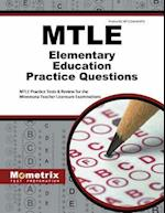 Mtle Elementary Education Practice Questions