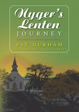 Bog, paperback Nyger's Lenten Journey af MS Pat Durham