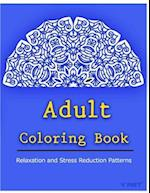 Adult Coloring Book af Coloring Books For Adults Relaxation, V. Art