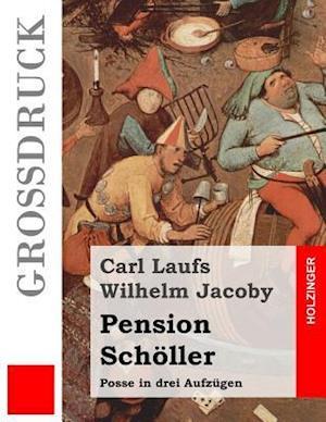 Pension Scholler (Grossdruck) af Carl Laufs, Wilhelm Jacoby