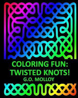 Bog, paperback Coloring Fun af G. O. Molloy