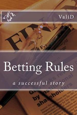 Bog, paperback Betting Rules