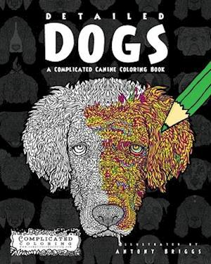 Detailed Dogs af Complicated Coloring