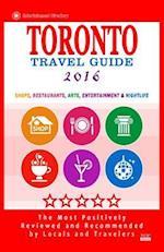 Toronto Travel Guide 2016 af Avram F. Davidson