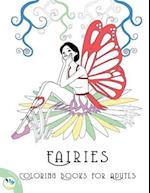 Fairies Coloring Books for Adults af Individuality Books, Individuality Books