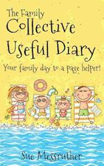 The Family Collective Useful Diary af Sue Messruther