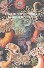 Ernst Haeckel Artforms in Nature (Plates 1-100) af Unique Journal, Simon Hansen
