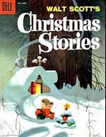 Walt Scott's Christmas Stories af Dell Comics