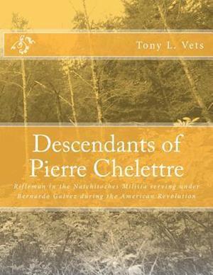 Bog, paperback Descendants of Pierre Chelettre af Tony L. Vets