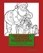 The Number 1 Christmas Coloring Book af L. Stacey