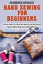 Hand Sewing for Beginners af Florence Schultz