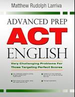 Advanced Prep