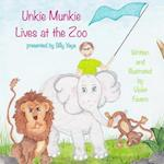 Unkie Munkie Lives at the Zoo