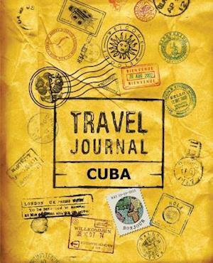 Bog, paperback Travel Journal Cuba