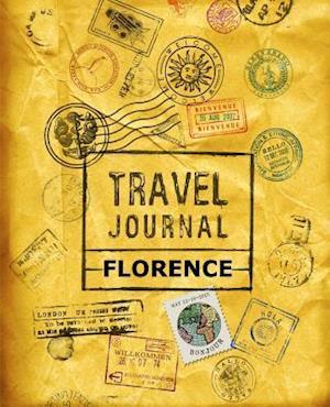 Bog, paperback Travel Journal Florence