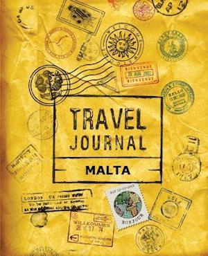 Bog, paperback Travel Journal Malta