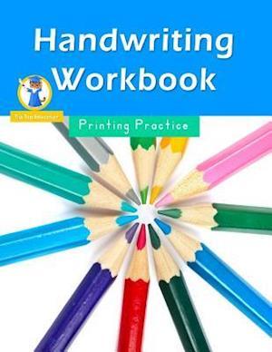 Bog, paperback Handwriting Workbook af Printing Handwriting Workbook Team