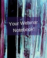 Your Webinar Notebook! af Mary Hirose