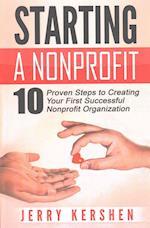 Starting a Nonprofit af Jerry Kershen