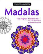 Mondala Coloring Book af Thaphada Coloring Book