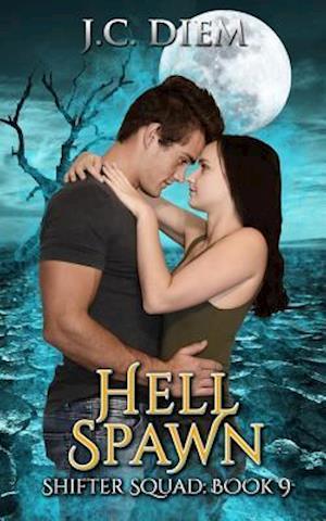 Bog, paperback Hell Spawn af J. C. Diem